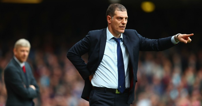 Slaven Bilic: Wary of Hammers relocation