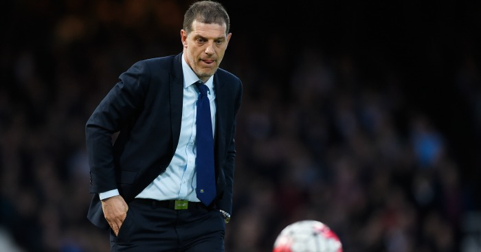 Slaven Bilic: Manager still targeting top four place