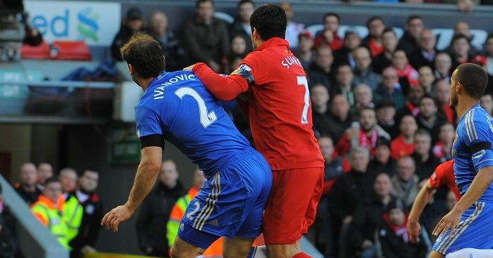 Luis Suarez: Famously bit Branislav Ivanovic