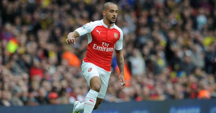 Theo Walcott: Keen to give England advantage