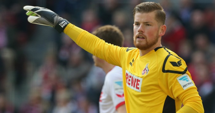 Timo Horn: Linked with a move to Liverpool