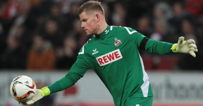 Timo Horn Cologne