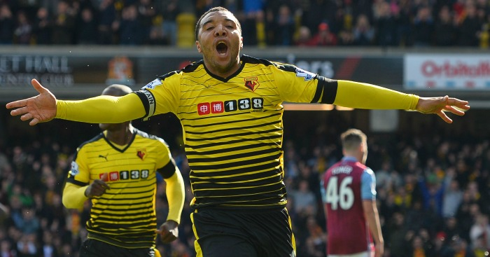Troy Deeney: New deal