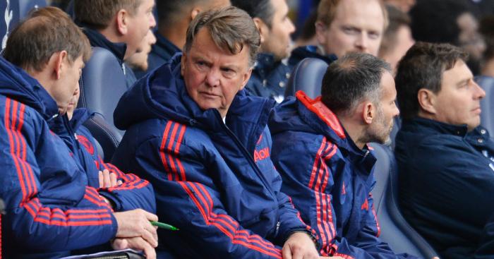Louis van Gaal: Feeling the heat at Old Trafford