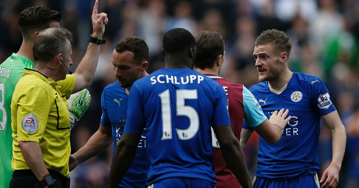 Jamie Vardy: Could potentially face extended ban