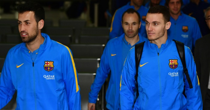 Thomas Vermaelen (r): Wanted at Liverpool