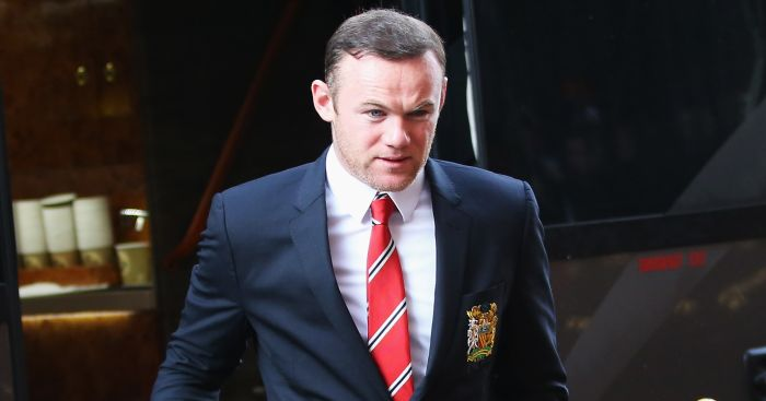 Wayne Rooney: Manchester United captain