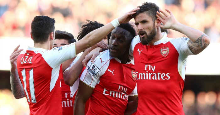 Arsenal: Woodwork frustrations