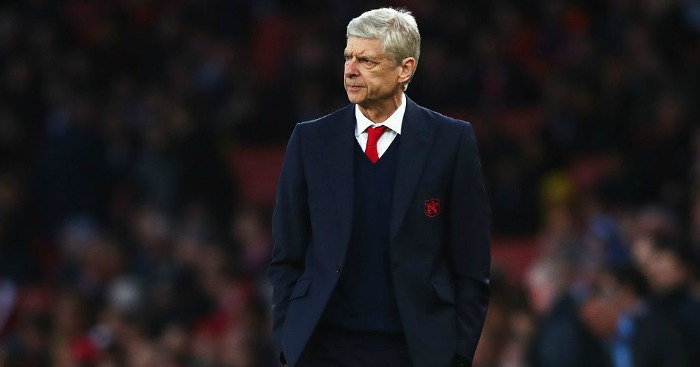 Arsene Wenger: Reported candidate for England boss.