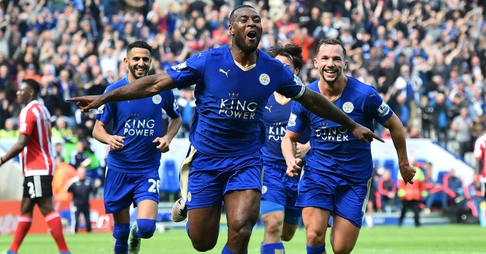 Leicester City: Stunning title triumph