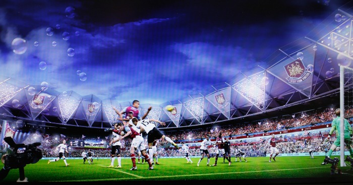 West Ham Olympic Stadium