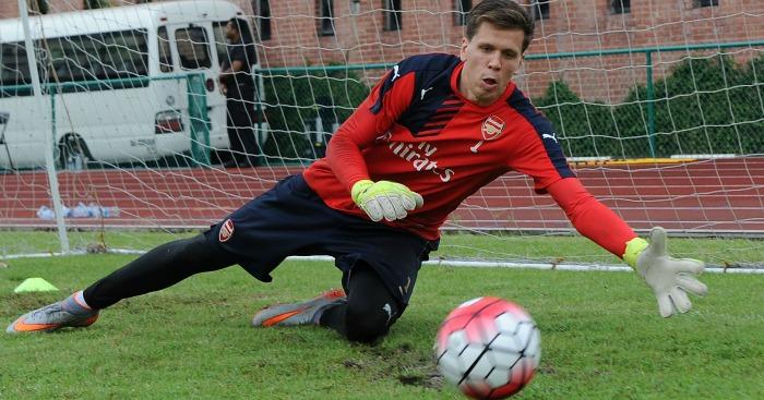 Wojciech Szczesny Arsenal