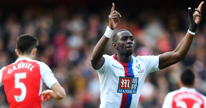 Yannick Bolasie: Winger has been linked with Prem rivals