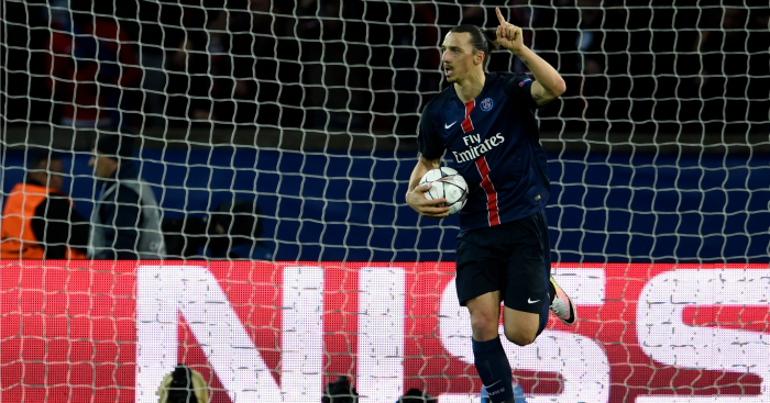 Zlatan Ibrahimovic: Striker not a fan of Louis van Gaal