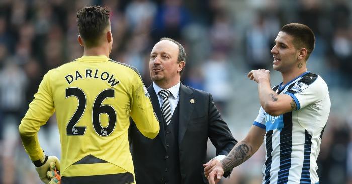 Rafa Benitez: Still a job to be done