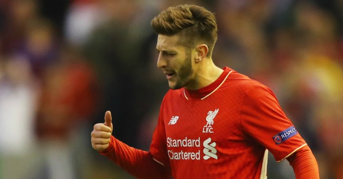 Adam Lallana: Wants to get the 'winning feeling'