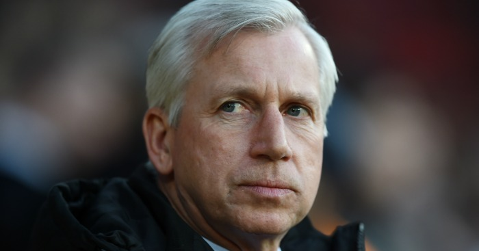 Alan Pardew: Hoping for a bit of FA Cup magic for Eagles