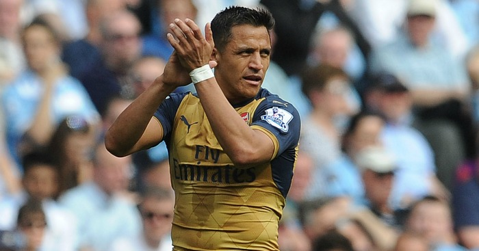 Alexis Sanchez: Staying at Arsenal
