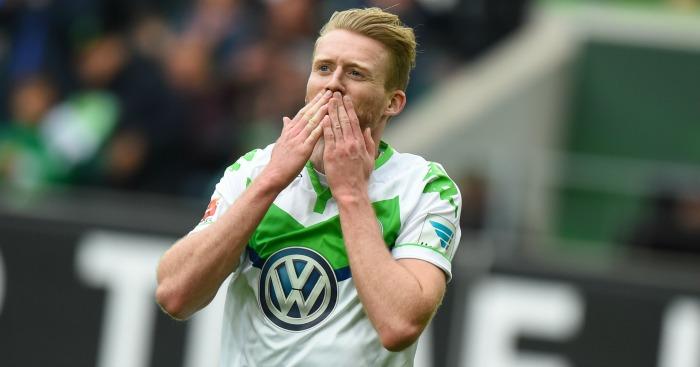 Andre Schurrle: Joins Gotze at Dortmund