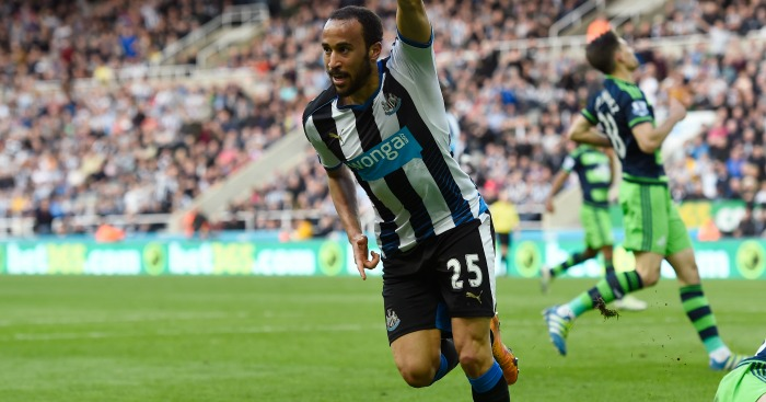 Andros Townsend: Signing for Palace