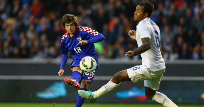 Ante Coric: Midfielder 'invited to Liverpool by Klopp'