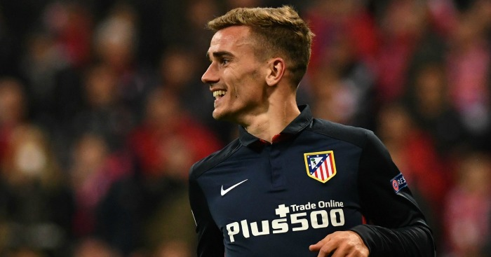 Antoine Griezmann: Linked with Man Utd