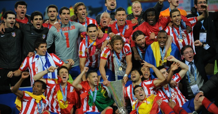 Atletico Madrid: Europa League champions in Germany