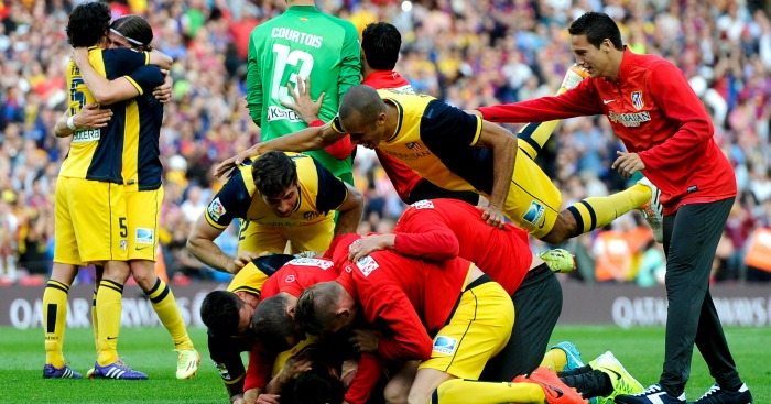 Atletico Madrid: Winning the title in style against defending champs Barca