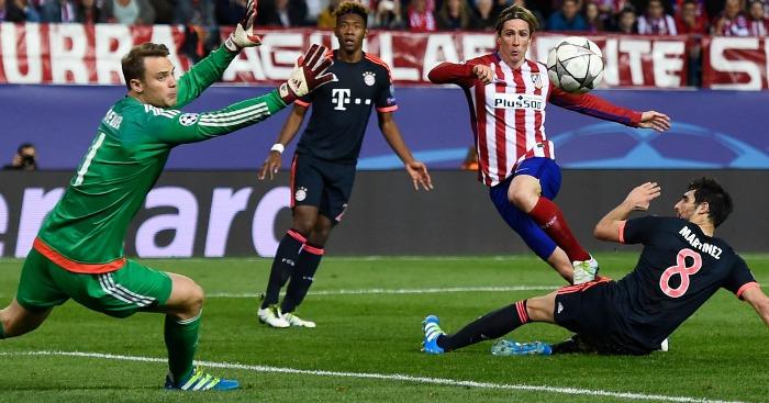 Atletico Madrid Fernando Torres