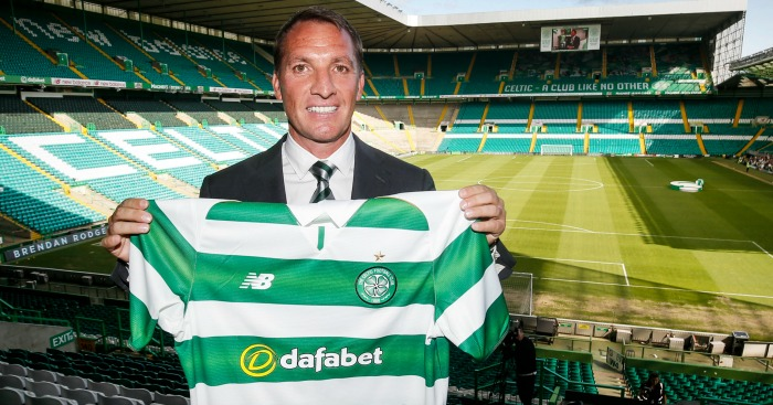 Brendan Rodgers: Aiming to impress for Celtic