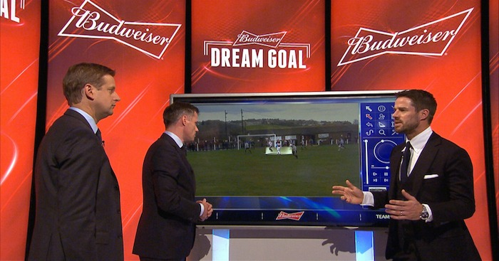 Budweiser Dream goal 2