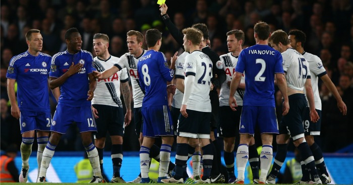 Chelsea and Tottenham: Rivalry renewed
