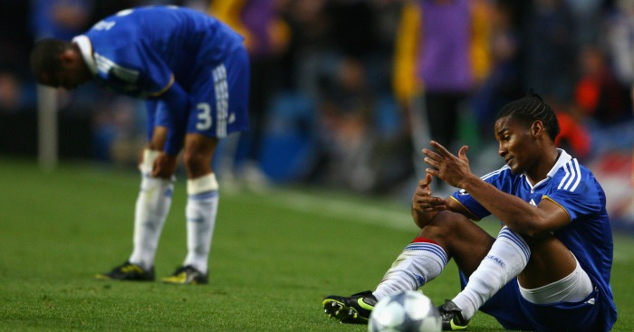 Chelsea FC: Dejection and misfortune underpins a cruel night at Stamford Bridge