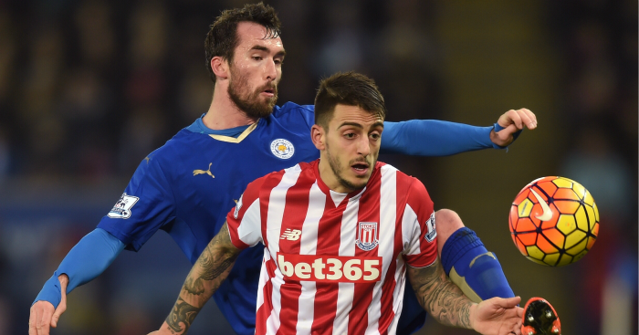 Leicester v Stoke: 'Top vs bottom' in MOTD running order