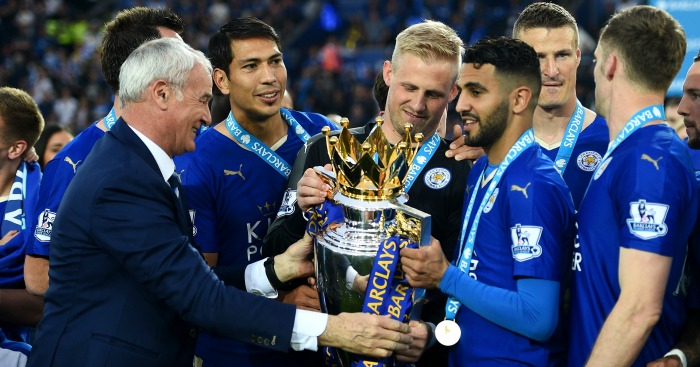 Claudio Ranieri: Ready to return to Chelsea as a champion