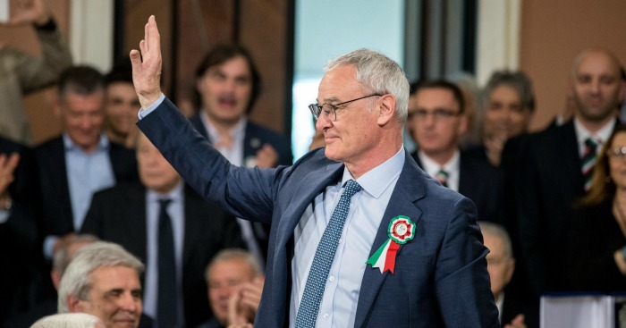 Claudio Ranieri: Quickly convinced Leicester chiefs in interview