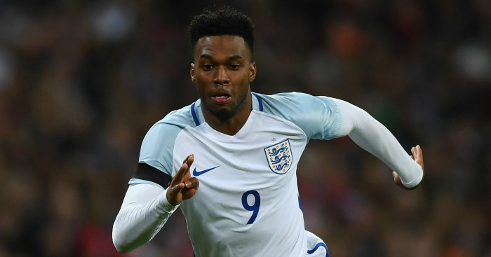 Daniel Sturridge, England new