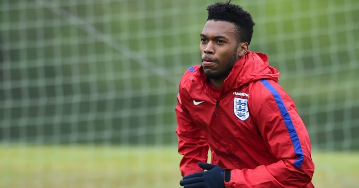 Daniel Sturridge: Among five players fearing for England place