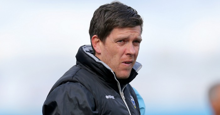 Darrell Clarke: Linked with Leeds job