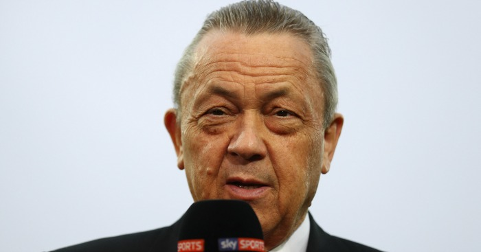 David Sullivan: Defends West Ham fans