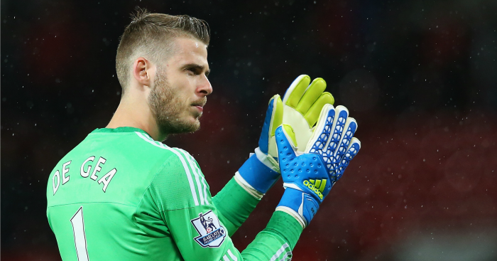 David de Gea: Wanted by Real Madrid