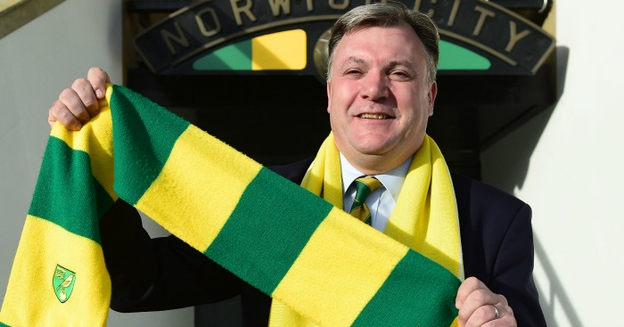 Ed Balls: Making plans for next season