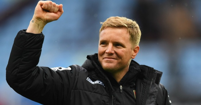Eddie Howe: Arsenal links played down