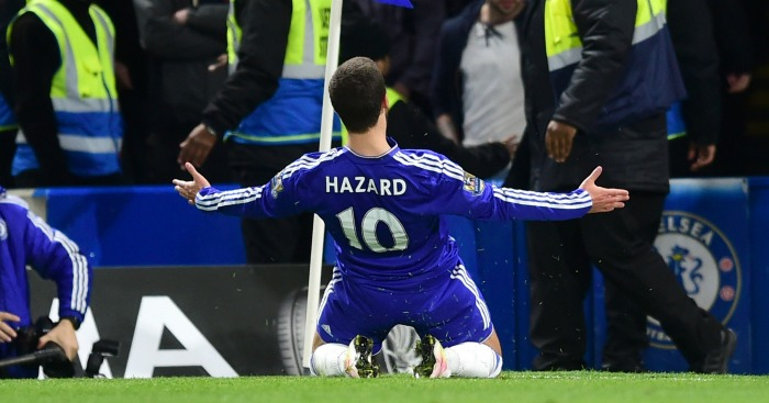 Eden Hazard: Real link resurfaces
