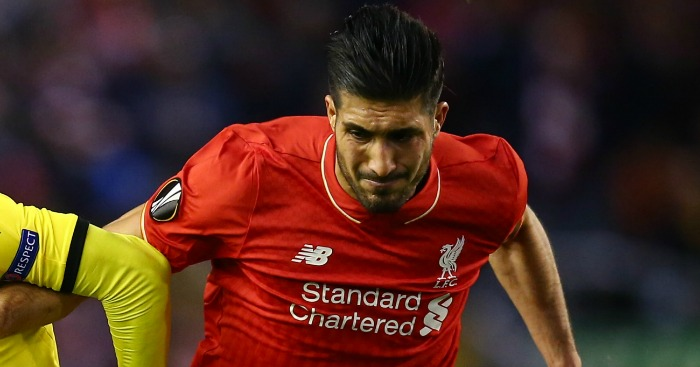 Emre Can: Ready to prove himself