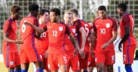 England Under-21s: Beat Paraguay 4-0 in France