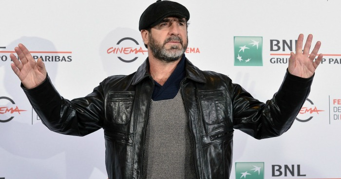 Eric Cantona: The self-proclaimed Commissioner of Football