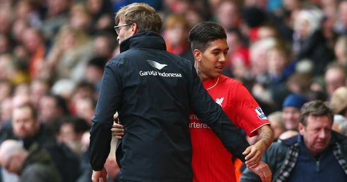 Roberto Firmino: Got better as the season went on