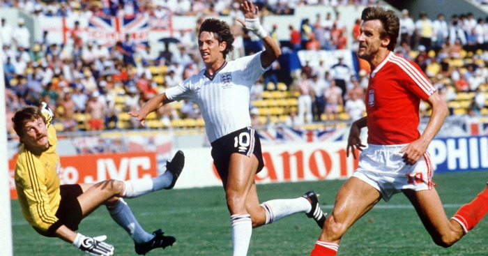Gary Lineker: Hat-trick saw off Poland in 1986