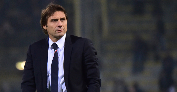 Antonio Conte: Wants Chelsea to be in the mix